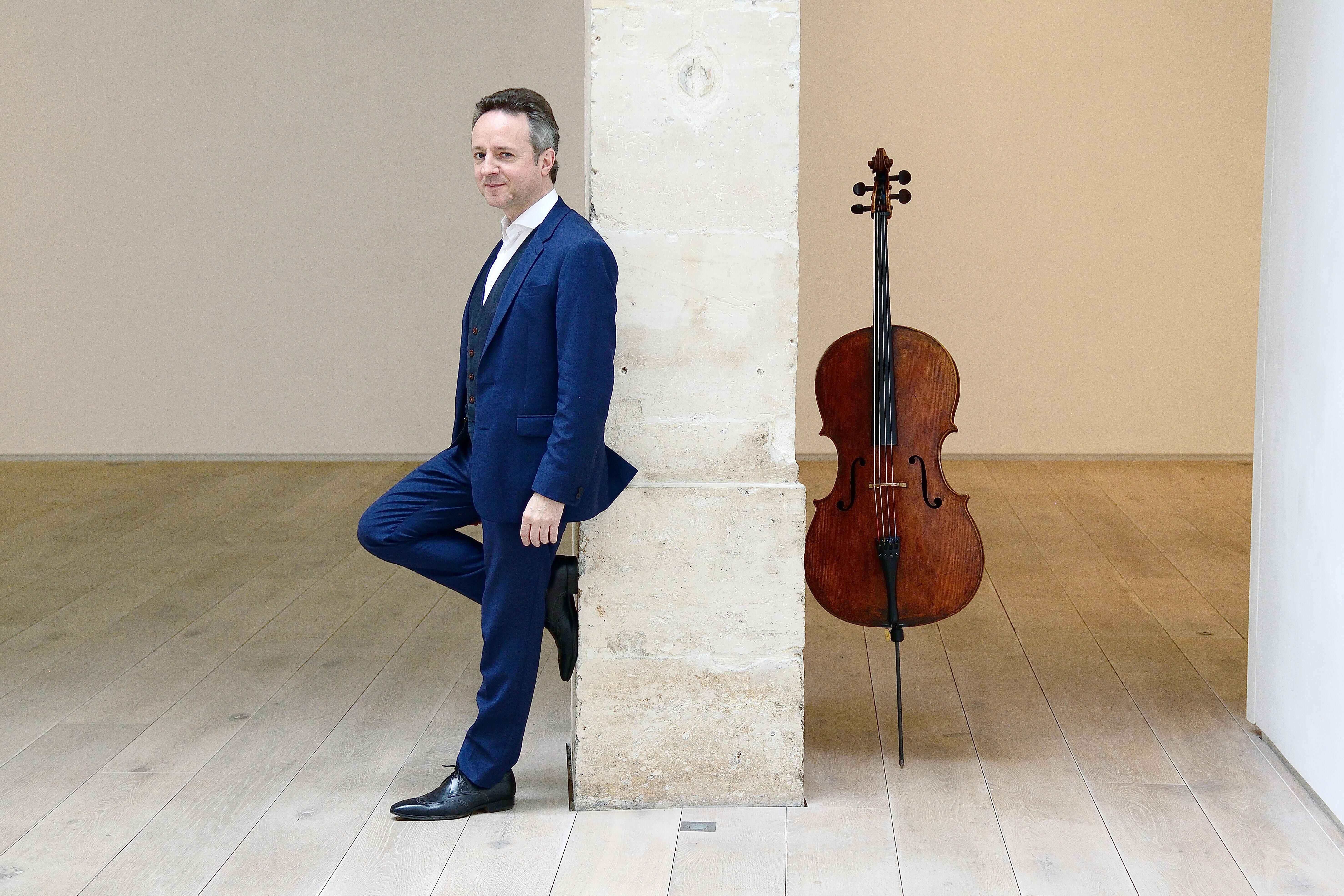 Marc Coppey - Classical music concerts galway